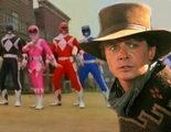 Los 'Power Rangers' también rindieron homenaje a 'Regreso al futuro'