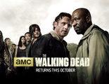 En las nuevas imágenes de la sexta temporada de 'The Walking Dead' se palpa la tensión