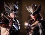 Hombre Halcón y Chica Halcón en 'Legends of Tomorrow', la reunión de héroes y villanos de DC