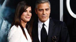 George Clooney y Sandra Bullock quieren acabar con el sexismo en Hollywood y, ¡tienen un plan!