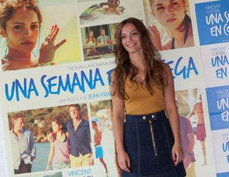 Entrevistamos a Lola Le Lann, en nuestros cines con 'Una semana en Corcega'