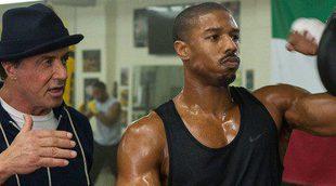 Rocky boxea de nuevo en el segundo tráiler de 'Creed'