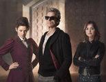 Peter Capaldi y Jenna Coleman imitan a los Beatles para promocionar 'Doctor Who'