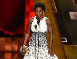 Emmys 2015: Viola Davis se convierte en la auténtica estrella de la noche