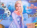 Leticia Sabater es la estrella de 'Fronze' un musical que te dejará helado