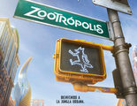 'Zootrópolis', la nueva película de Disney, desvela el póster español