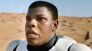 ¿Por qué lloró John Boyega al leer 'Star Wars VII'?