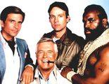 Fox ya trabaja en el remake de la serie 'El equipo A'