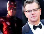 Matt Damon confirma que sería el Daredevil de Christopher Nolan