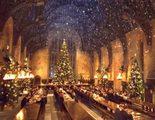 Ya puedes tener una cena navideña en el Gran Comedor de Hogwarts