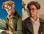 Cole Sprouse se convierte en la versión real de Milo Thatch de 'Atlantis: El imperio perdido'