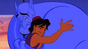 Clips inéditos de Robin Williams doblando al Genio de 'Aladdin'