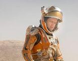 'Pan' y 'The Walk' fracasan en taquilla, 'Marte' se mantiene en el primer puesto