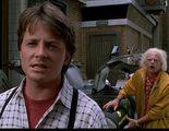 Marty McFly y Doc Brown llegan al 2015 de verdad en un corto animado de 'Regreso al futuro'