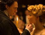 Tom Hiddleston: 'En 'La cumbre escarlata' he hecho mi personaje más atormentado'