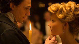 """Tom Hiddleston: """"El sexo en 'La cumbre escarlata' tenía que ser desde un punto de vista femenino"""""""