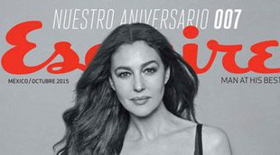 Monica Bellucci posa para Esquire como una irresistible chica Bond
