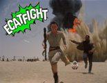 eCatfight: ¿Nos hemos vuelto locos con 'Star Wars: Episodio VII' y las entradas de cine?