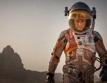 'Marte (The Martian)' triunfa en la taquilla española con cifras espaciales