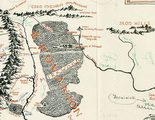 'El señor de los anillos': Descubren un mapa lleno de nuevos detalles sobre la Tierra Media