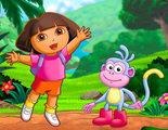 Paramount prepara una película de acción real de 'Dora, la exploradora'