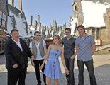 Universal lanza una visita virtual al parque temático de Harry Potter