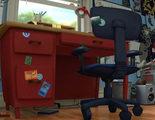 Dos hermanos recrean la habitación de Andy de 'Toy Story 3'