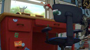 Dos hermanos recrean la recámara de Andy de 'Toy Story 3'
