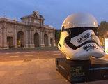 El vandalismo destroza la Expo de 'Star Wars' en Madrid antes de su inauguración