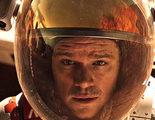 'Marte (The Martian)' sigue imbatible en la taquilla estadounidense frente a 'Pesadillas' y 'El puente de los espías'