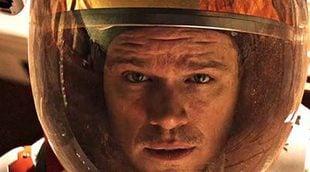 Taquilla EEUU: 'Marte (The Martian)' vuelve a hacerse con el primer puesto