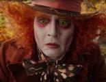 Primer tráiler de 'Alicia a través del espejo' con Mia Wasikowska y Johnny Depp