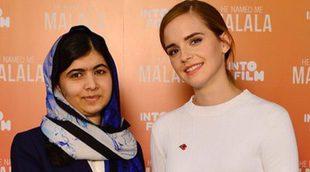 Intensa entrevista entre Emma Watson y la activista Malala Yousafzai