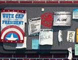 Los Vengadores vuelven a la universidad en un juego de móvil