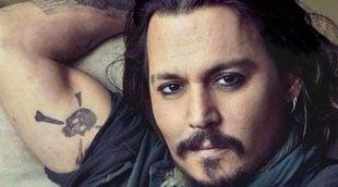 El nuevo proyecto de Johnny Depp es una película de animación