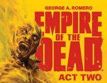 La serie gráfica 'Empire Of The Dead' de George A. Romero será adaptada como serie por la cadena AMC