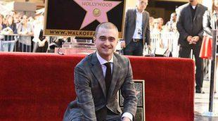 Daniel Radcliffe recibe su estrella en el Paseo de la Fama de Hollywood