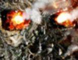 Cartel animado de 'Terminator Salvation: the Future begins'