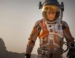 'Marte (The Martian)' competirá como comedia en los Globos de Oro 2016