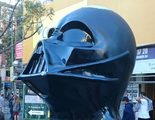 ¿Han robado el casco de Darth Vader de la exposición 'Star Wars: Face the Force' de Madrid?