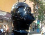 El casco de Darth Vader de la exposición de Madrid no ha sido robado