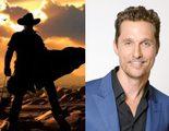 Matthew McConaughey muy cerca de unirse a 'La torre oscura'