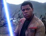 Finn, interpretado por John Boyega, es el centro del nuevo TV Spot de 'Star Wars: El despertar de la fuerza'