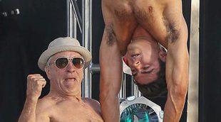 Tráiler sin censura de 'Dirty Grandpa', con Zac Efron y Robert de Niro
