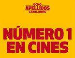Récord en taquilla: 'Ocho apellidos catalanes' logra el mejor sábado de 2015