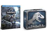 Unboxing: Así es la Tetralogía Lunch Box en Blu-Ray de 'Parque Jurásico'