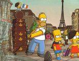 'Los Simpson' homenajean a las víctimas de París