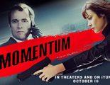 El thriller 'Momentum' protagoniza el mayor desastre en taquilla del año con solo 46 libras recaudadas