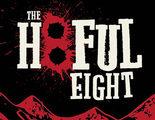 Primeras imágenes tras las cámaras de 'The Hateful Eight', que llegará a 100 cines con formato extendido