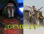 Nueva teoría loca sobre 'Star Wars: El despertar de la fuerza': ¿Rey y Kylo Ren gemelos?